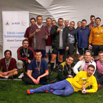 III. ELTE Alumni Kupa, 2013. december 13.