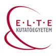 ELTE kutatóegyetem logó