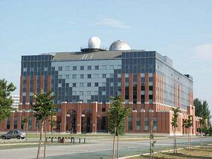 ELTE Lagymanyos Campus, North Building