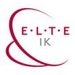 ELTE IK logója