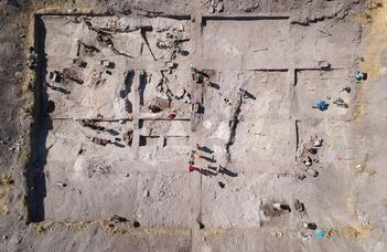 Megtalálták az egykori légiótábor főkapuját Brigetioban (HVG.hu)