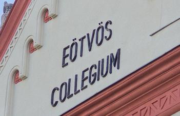 Az ELTE Eötvös Collegium hagyományos interdiszciplinárishallgatói szimpóziuma.