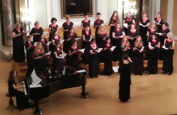Jótékonysági koncert az ELTE Aula Magnaban