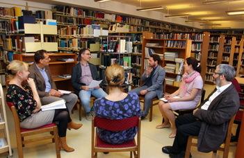 30 éves az Assziriológiai és Hebraisztikai Tanszék