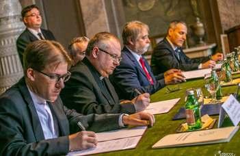 Együttműködési megállapodás katolikus felsőoktatási intézményekkel