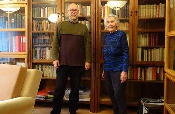 Értékes könyvadománnyal gazdagodott az ELTE