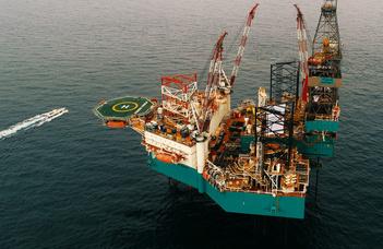 TTK-n végzettek a MOL norvégiai olajfeltárásán