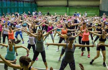Nyári aerobik edzések
