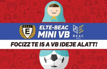 ELTE BEAC mini VB