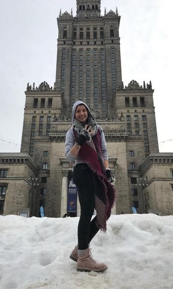 Hoós Dorottya (PPK, szakmai gyakorlat) - interjú