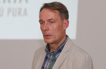 Martinkó András-díjas Bolonyai Gábor