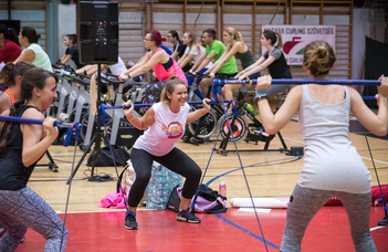 Több százan sportoltak a FIT Night-on