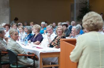 Több mint százan a III. Nyugdíjas Találkozón
