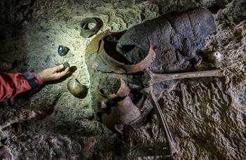Áldozati helyként működhetett a Baradla-barlang