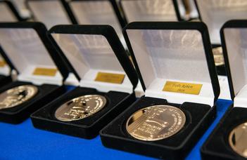 Átadták az Év Egyetemi Sportolója díjakat