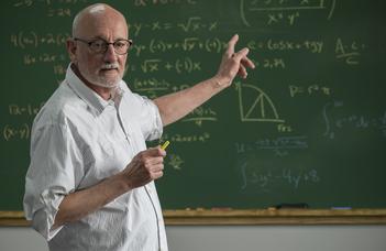 Az ELTE Tanárképző Központ Tudós tanárok - tanár tudósok sorozatának következő alkalma.