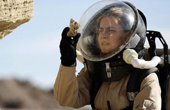 Élet a Marson