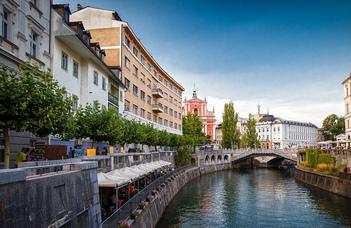 Nyári egyetemi programok Szlovéniában