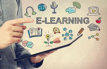 Újra e-learning képzések oktatóknak