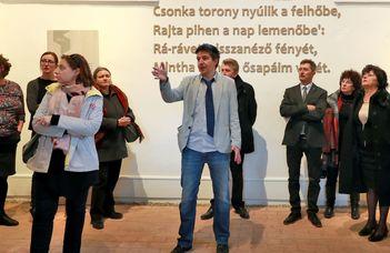 Megújult az Arany-kiállítás Nagyszalontán