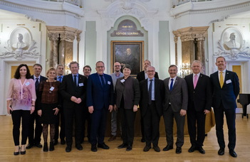 Kutatóegyetemek vezetői találkoztak az ELTE-n