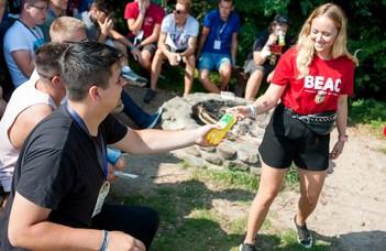 A BEAC tanévkezdő sportkampánya
