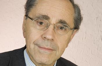 Waldemar Zacharasiewicz professzor díszdoktori előadása.