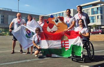 Parasportolóink sikerei az Európai Egyetemi Játékokon