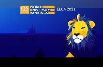 Az ELTE sikere a QS régiós rangsorában