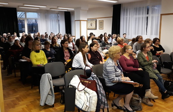 Bárczi- (gyógy)tea beszélgetés és alumni találkozó