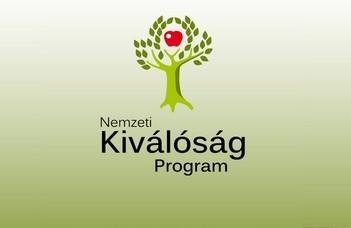 Új Nemzeti Kiválóság Program 2018/2019