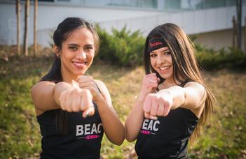 Edzések és életmódváltás a BEAC-cal