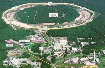 Újraindult az amerikai RHIC részecskegyorsító