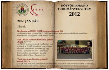 Az év krónikája 2012