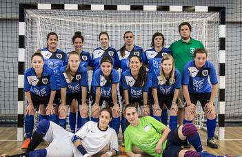 Országos bajnok az ELTE futsalcsapata