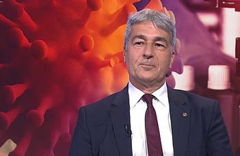 Csökken itthon a koronavírus-fertőzöttek száma (M1 Ma Este)