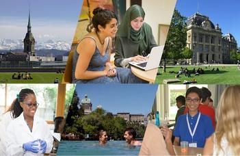 Nyári egyetem Svájcban
