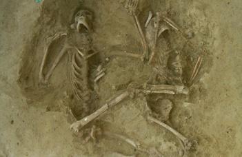 5700 éves leprás lelet Abonyból