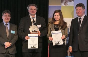 A Felsőoktatás Nemzetközi Fejlesztéséért Díjat nyert az IK CLC-je