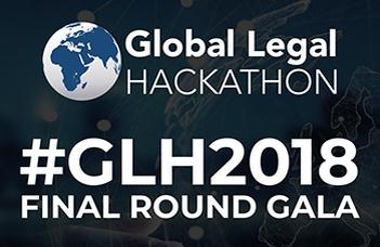 Siker a Global Legal Hackathon döntőjében