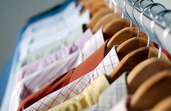 Hétszáz kiló ruha egy nap alatt
