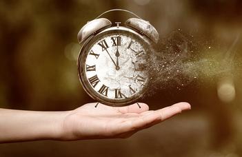 Idő van!