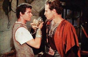 """A """"Quo vadis?"""" és a """"Ben Hur"""" elemzése."""