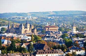 Nyári egyetem Trier-ben