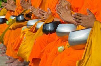 Világi és vallási hatalom a buddhizmusban