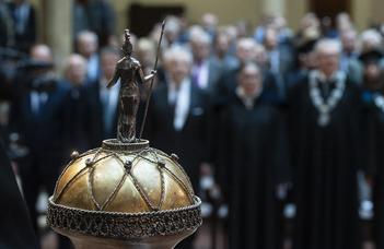ELTE-s kitüntetettek a Magyar Tudomány Ünnepén