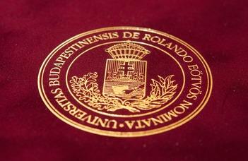 A Rektori kiválósági különdíj nyertesei
