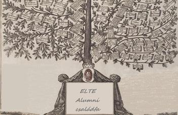 ELTE Alumni családfák