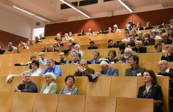 Alumni találkozót tartottak a Neumann-nap keretében