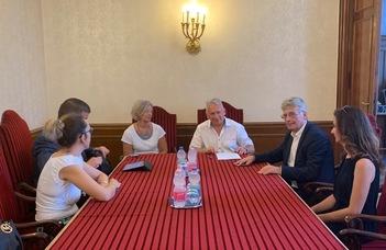 Az ELTE-n találkoznak 2020-ban Európa régészei